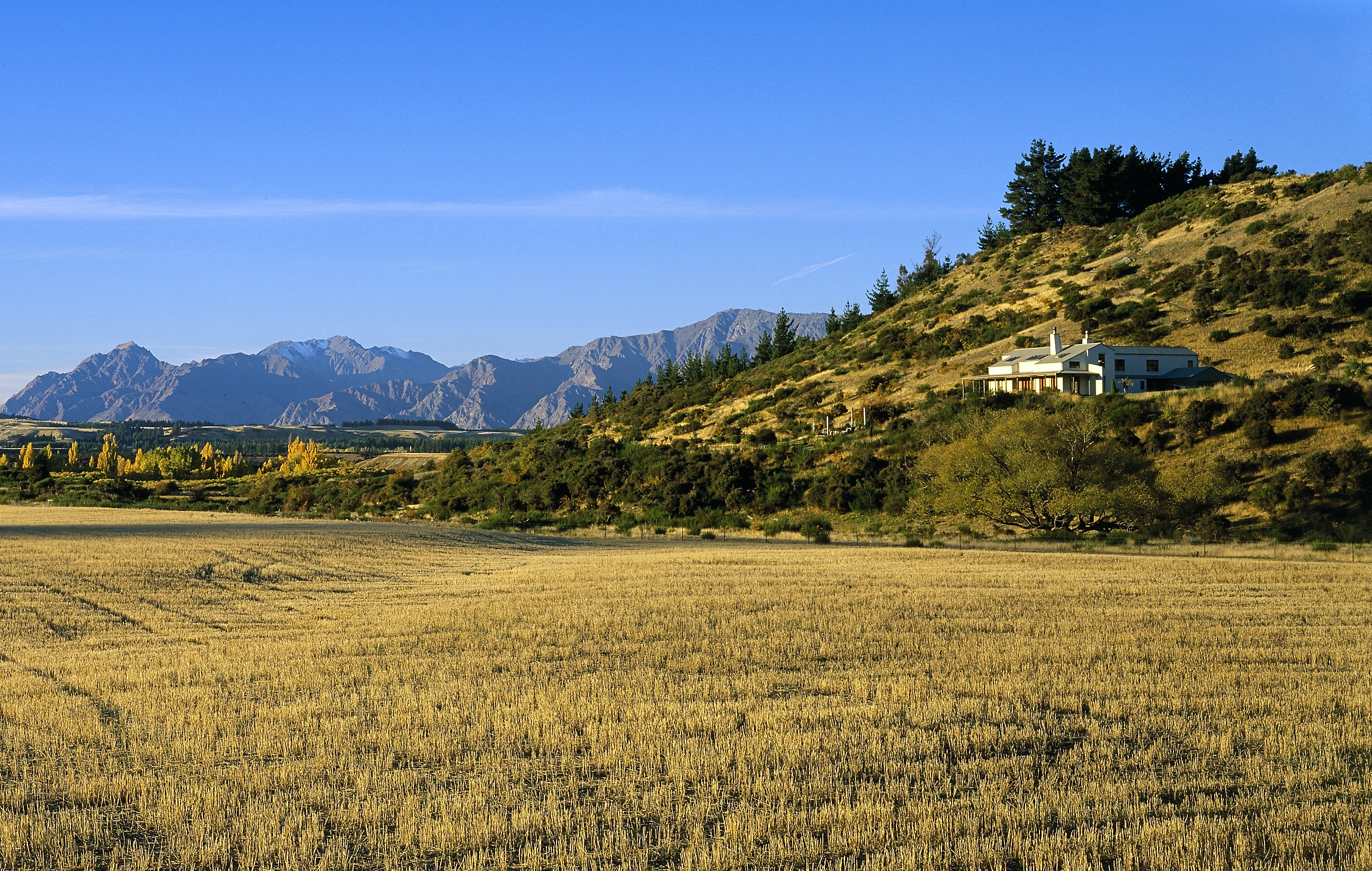 Riverrun Luxury Lodge Wanaka