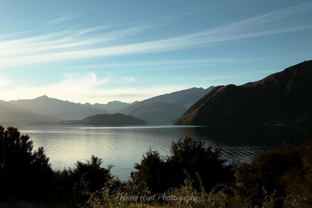 Lake Wanaka and Black Peak